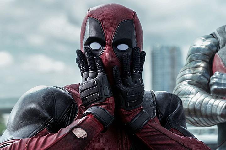 Ser que Deadpool se sentiu lisonjeado? (Foto: Divulgao)
