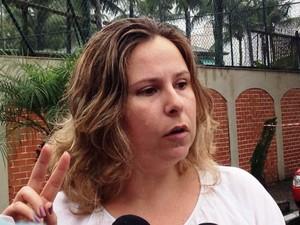 Dentista falou sobre assalto a colega em Praia Grande (Foto: Guilherme Lucio da Rocha/G1)