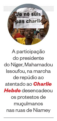 Roberto Gomes - frase 2 (Foto: Tagaza Djibo/Reuters)