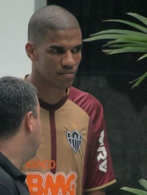 Leonardo Silva Atlético-MG (Foto: Fernando Martins)