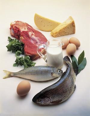 carne, queijo, ovo e peixe euatleta (Foto: Getty Images)