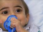 Coração artificial ajuda bebê a esperar por transplante em São Paulo