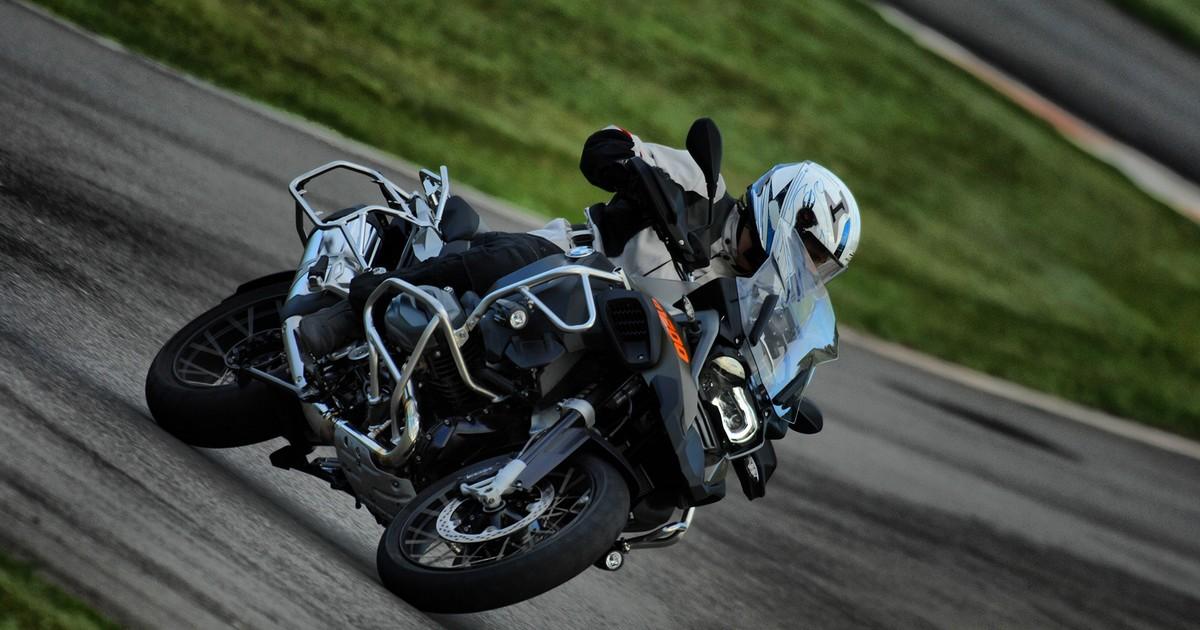 c7ebb991e79 G1 - Primeiras impressões  BMW R 1200 GS Adventure - notícias em Motos