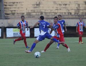 Tocantins e Araguaína foram os times rebaixados no Campeonato Tocantinense 2013 (Foto: Esequias Araújo/Jornal do Tocantins)