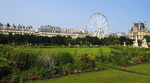 Summer at Tuileries Garden (Foto: Thinkstock)