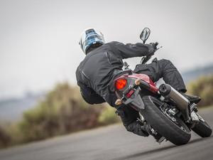 Honda CB 500F (Foto: Gustavo Epifanio/G1)
