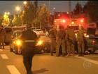Atentado a faca no sul de Israel deixa quatro pessoas feridas neste sábado