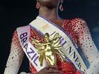 Brasileira é vice em concurso mundial de miss transgênero