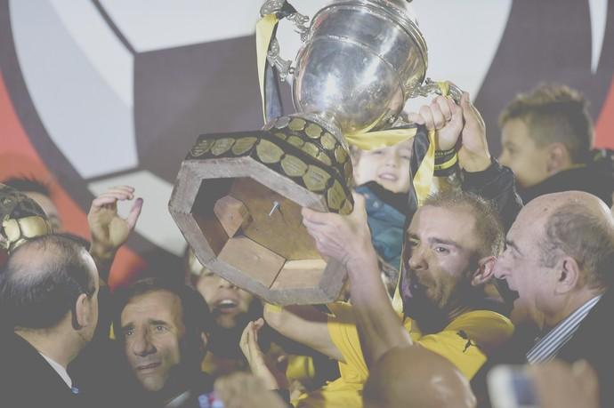 Peñarol campeão uruguaio (Foto: AFP)
