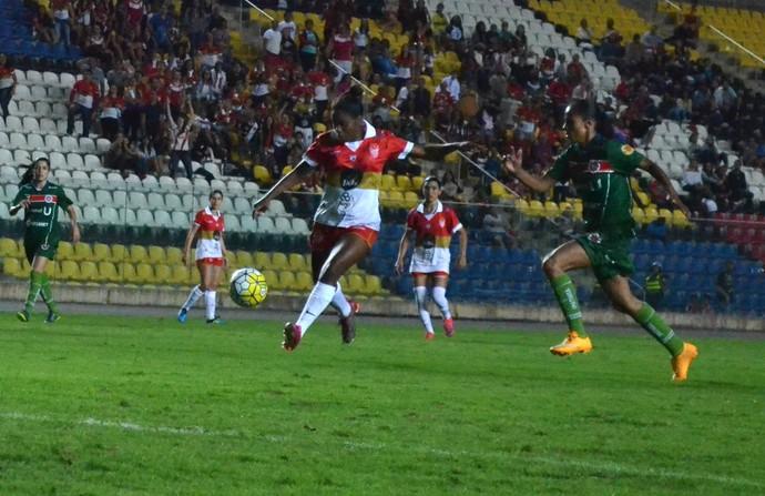 Vila Nova-ES goleia o Ipatinga e faz história na Copa do Brasil Feminina (Foto: Sidney Magno Novo/GloboEsporte.com)