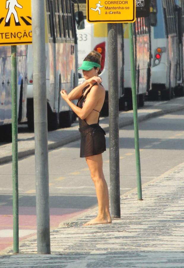 Fernanda Lima (Foto: J. Humberto/ Ag. News)