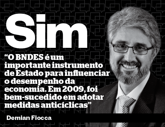 Demian Fiocca foi presidente do BNDES entre 2006 e 2007, durante o governo Lula. Atualmente é sócio da Maré Investimentos (Foto: Leticia Moreira/Folhapress)