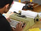 Concurso de poesia inscreve até dia 31 (Thiago Benedetti/TV Globo)
