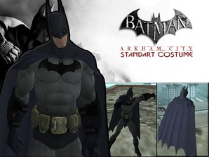 Skins de Batman Arkham City para GTA