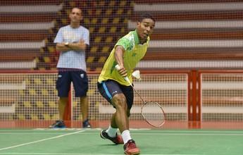 Ygor e Lohaynny vão representar o Brasil no badminton nos Jogos do Rio