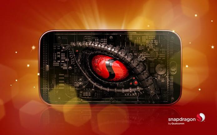 Snapdragon 410, novo processador da Qualcomm, equipará próxima geração de telefones intermediários (Foto: Divulgação)