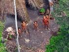 Veja fotos de índios isolados no Acre