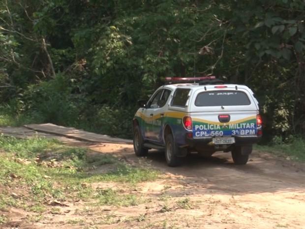 Operação será feita em estradas e propriedades da região (Foto: Rede Amazônica/Reprodução)