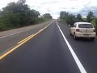 BR-153 é liberada após força-tarefa para recomposição do asfalto