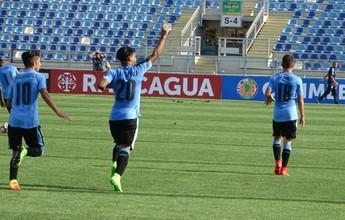 Uruguai faz do meio de campo, mas Colômbia vence e lidera o Grupo A