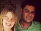 Grávida de quase sete meses, Debby Lagranha se casa no civil