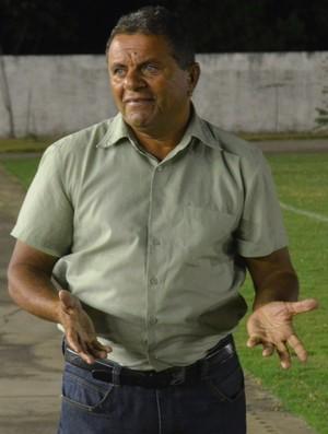 orlando caulim, técnico do spartax, paraibano segunda divisão (Foto: Edgley Lemos / GloboEsporte.com/pb)