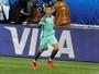 """CR7 vê Portugal em """"bom caminho"""" e elogia Fernando Santos: """"É o mentor"""""""