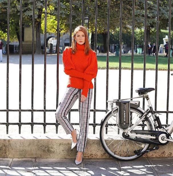 Marina Ruy Barbosa veste combo cool para o inverno (Foto: Reprodução/Instagram)
