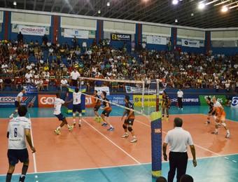 São José Vôlei x Canoas Superliga Masculina (Foto: Divulgação/São José Vôlei)