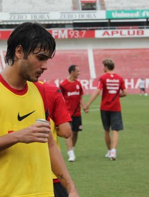 Dalton, zagueiro do Inter (Foto: Diego Guichard/GLOBOESPORTE.COM)