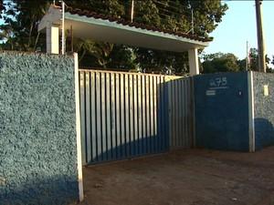 Clínica é suspeita de torturar interno em Ribeirão Preto (Foto: Sérgio Oliveira/EPTV)