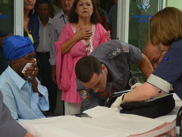 Posse de prefeito e vereadores em Piracicaba (Foto: Leandro Cardoso/G1)