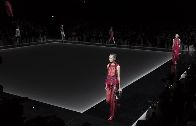 Emporio Armani (Foto: Getty Images)