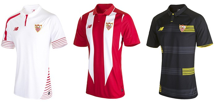 Camisas Champions Sevilla