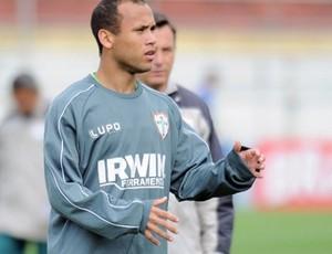 Ananias diz que está próximo de acerto com o Cruzeiro (Foto: Assessoria de imprensa do atleta)