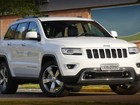 Galeria de fotos do Jeep Grand Cherokee Limited