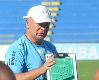 Márcio Oliveria São José (Foto: Tião Martins/T.M. Fotos)
