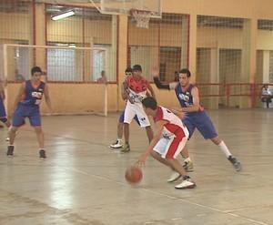 Jogos Escolares Acre 2014 (Foto: Reprodução/TV Acre)