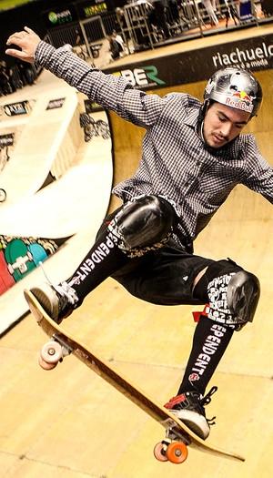 Pedro Barros skate Pro Rad (Foto: Daniel Vorley)