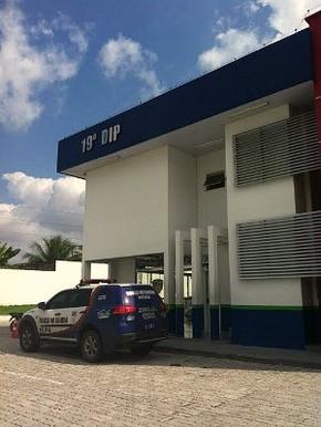 19º Distrito Integrado de Polícia (Foto: Camila Henriques/G1 AM)