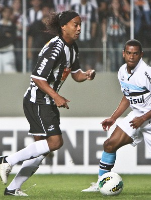 Meia Ronaldinho Gaúcho, do Atlético-MG (Foto: Bruno Cantini / Flickr do Atlético-MG)