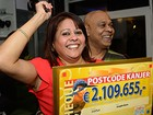 Mulher que ganhou na loteria durante divórcio não precisa dividir com ex