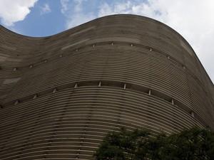 Edifício Copan, em São Paulo (Foto: Folhapress)