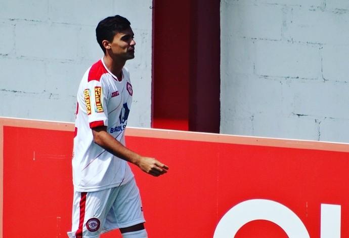 Danilo Tombense atacante (Foto: Silvério Machado)