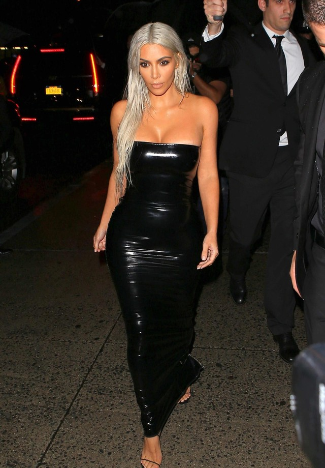 Kim Kardashian (Foto: Backgrid)