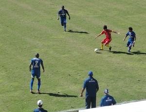 São José x Atlético Sorocaba Copa Paulista Martins Pereira jogo (Foto: Arthur Costa/ Globoesporte.com)