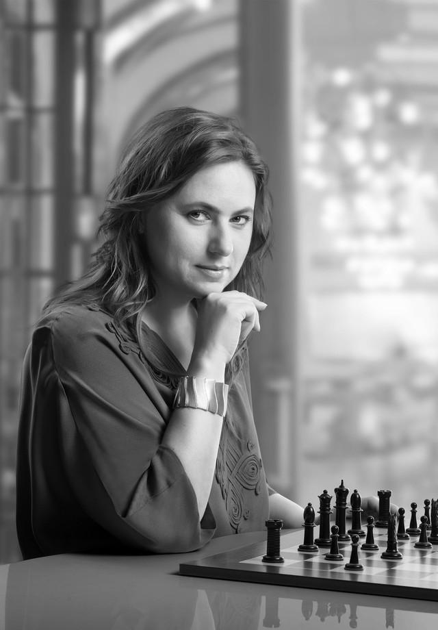 Judit Polgar (Foto: Divulgação)