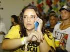 Ana Carolina sobre beijos na Sapucaí: 'Que Leticia? Não conheço'