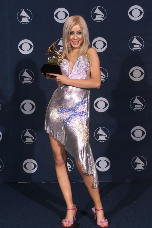 Christina Aguilera: prêmios dentro e fora da música (Foto: Getty Images)