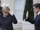 Alemães apoiam austeridade e preferem Sarkozy, diz pesquisa